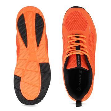 FILA | Orange Trainers