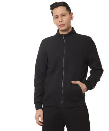FILA | Black Activewear Jackets