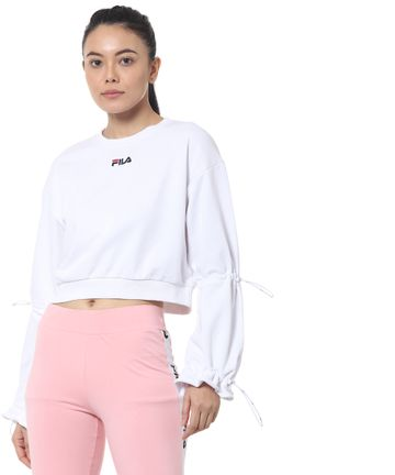 FILA | White Sweatshirts