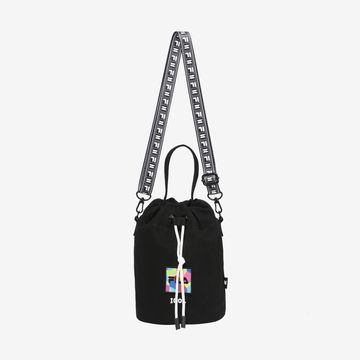 FILA | Black Bucket Bags