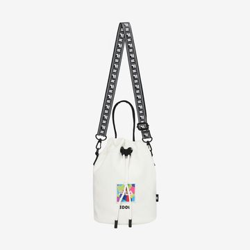 FILA | Off-White Bucket Bags