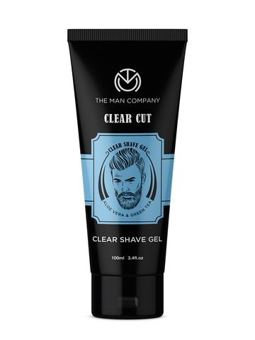 The Man Company | The Man Company Clear Cut shave Gel for Beard Outlines