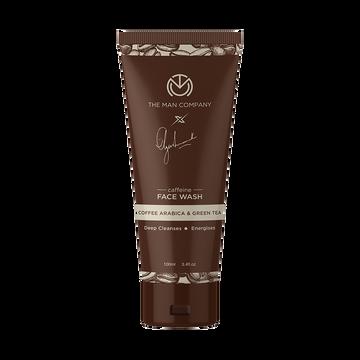 The Man Company | The Man Company Caffeine by Ayushmann Khurrana with Coffee Arabica and Green Tea Face Wash