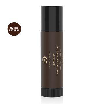 The Man Company | The Man Company Essencia Lip Balm Vitamin E Almond Oil