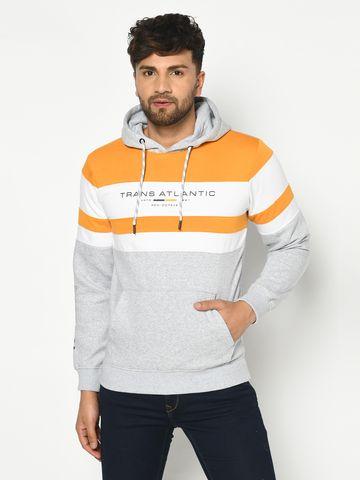 OCTAVE | Men'S MUSTARD Sweatshirts