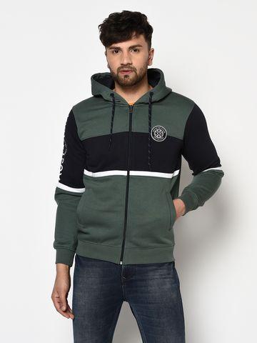 OCTAVE   Men'S FERN Sweatshirts