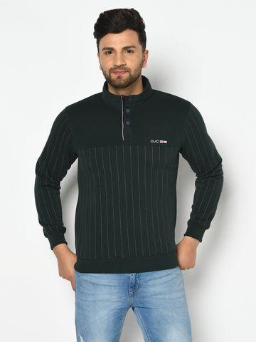 OCTAVE   Men'S MOUNTAIN GREEN Sweatshirts