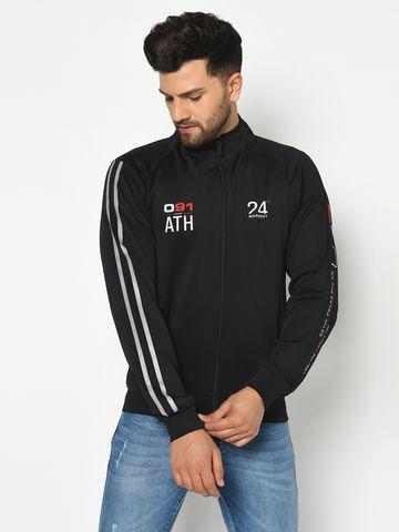 OCTAVE | Men'S BLACK Sweatshirts