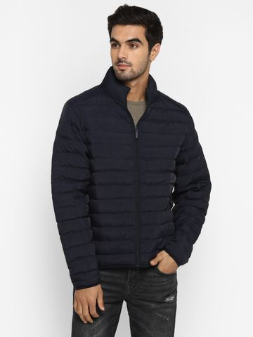 METTLE | MEN'S NAVY Front Open Jackets