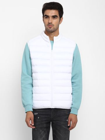 METTLE | Men's WHITE Jacket