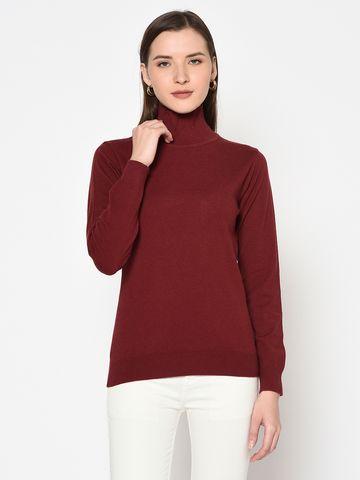 METTLE | WOMEN'S BRICK Sweaters