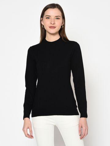 METTLE | WOMEN's BLACK Sweaters