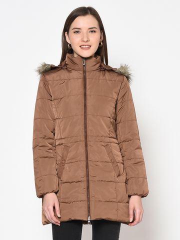METTLE | Women COPPER Front Open Jackets