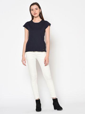 METTLE   Women's WHITE Jeans
