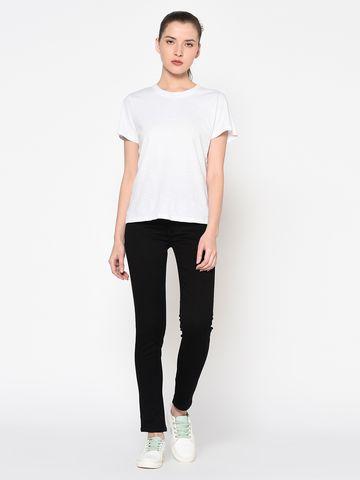 METTLE   Women's BLACK Jeans