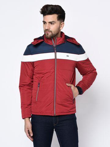 METTLE | Men's BRICK Front Open Jackets