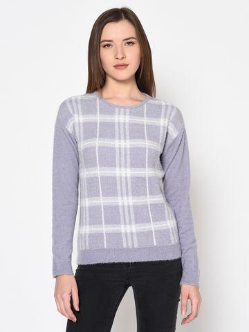 METTLE | WOMEN's LAVENDER Sweaters