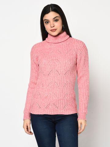 METTLE | WOMEN'S PEACH Sweaters