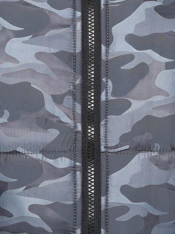 spykar | Spykar Navy Camouflage Bomber Jacket