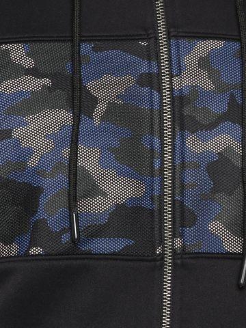 spykar | spykar Black Polyester Sweatshirts