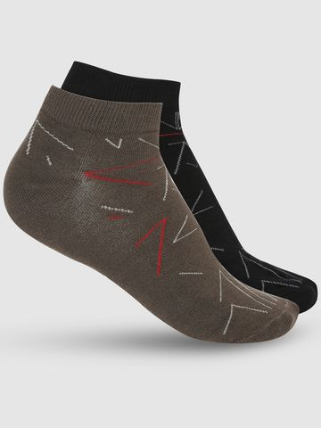 spykar | Spykar Cotton Black Socks