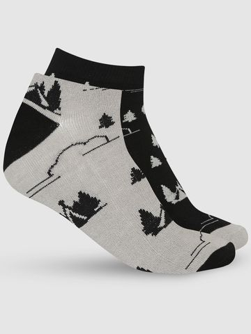 spykar | Spykar Cotton Grey Socks
