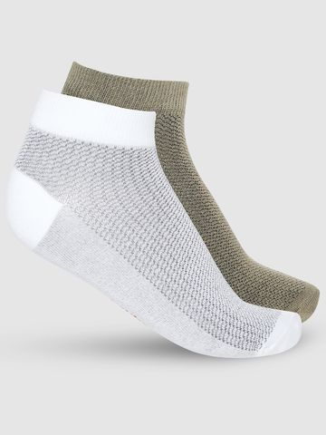 spykar | Spykar Cotton White Socks