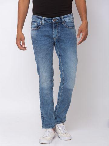 spykar | Spykar Cotton Blue Jeans