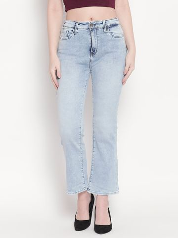 Spykar | Spykar Women Bootcut Fit Jeans