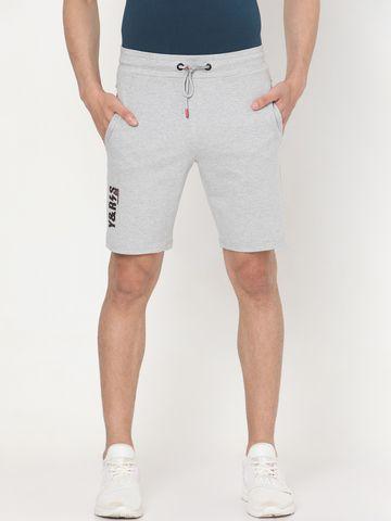 Spykar   Spykar ASH MELANGE Cotton Shorts