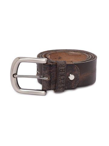 Spykar | Spykar Ash Leather Belts