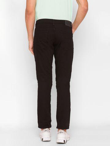Spykar | Spykar Black Cotton Men Jeans (RICARDO)