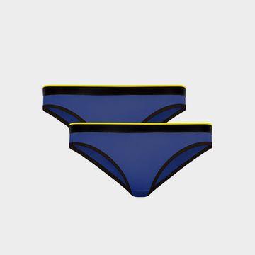 Bummer | Bummer Galactic + Galactic Micro Modal Bikini-Pack of 2 For Women
