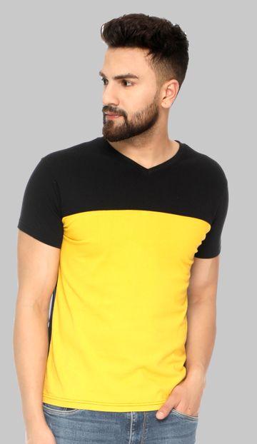 VEIRDO | Veirdo Colorblock Men T-shirt