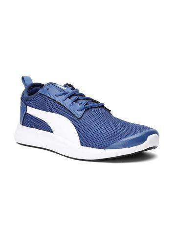 Puma | Blue Puma Men Running Shoes