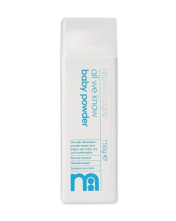 Mothercare | All We Know Baby Powder