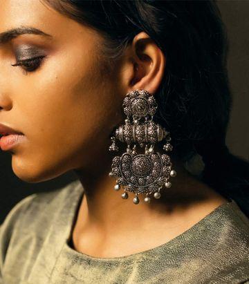 ZARIIN | Tribal Muse Earrings
