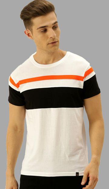 VEIRDO | Veirdo Stripped T-shirt For Men