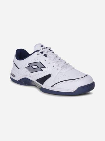 Lotto | Lotto Men's Classica IV White/Aviator Tennis Shoes