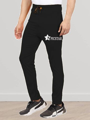 Picstar | Picstar Fox Black Men's Trackpant