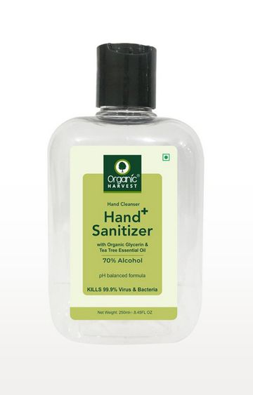 Organic Harvest | Hand Sanitizer(250ml) - Pack of 5