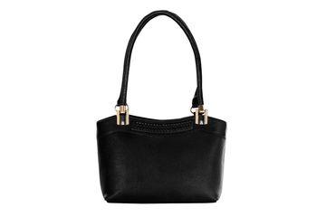 ABEEZA | Abeeza Twice Over Genuine Leather Handbag for Women ABH19C[Mia]