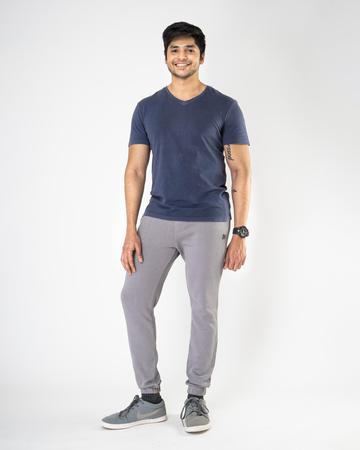 Cuttlefish | Organic Cotton Men's Athleisure Joggers