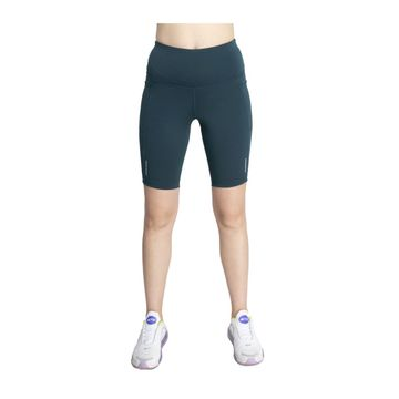 SilverTraq | Women's Biker Shorts Teal