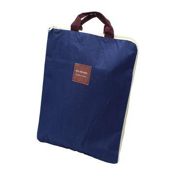 iLife   iLife A4 size Executive Document Case Handbag (Blue)