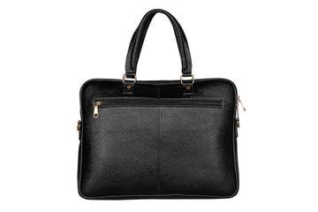 "SCHARF | SCHARF Danyon 15.6"" Leather Laptop-MacBook Travel Shoulder Sleeve Crossbody Messenger Briefcase Bags."