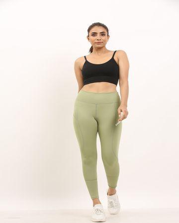 EVERDION | Green Athleisure Set