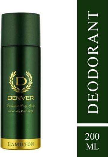 Denver | DENVER Hamilton Deodorant Spray - For Men  (165 ml)