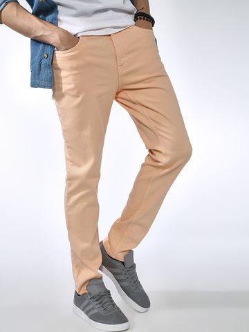 Blue Saint | Blue Saint Men's Orange Jeans