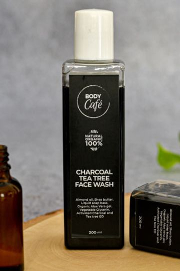 BodyCafe | BodyCafe Bamboo Charcoal Face Wash